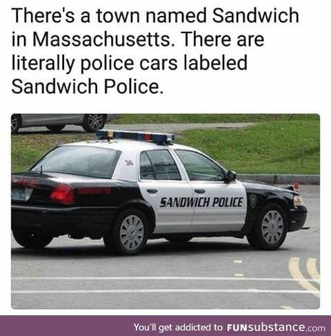 A sandwich a day... 1