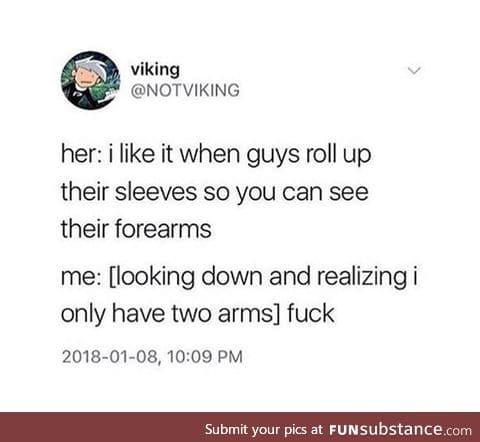 Do girls really like four arms?