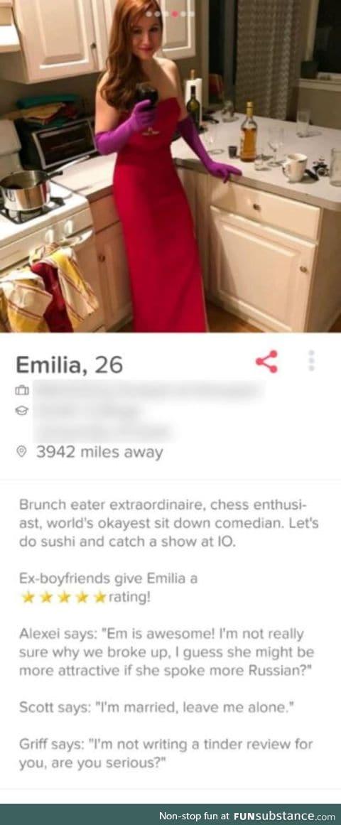 Tinder review