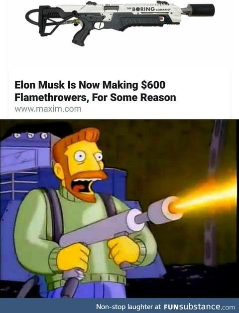 Elon Musk might be going crazy