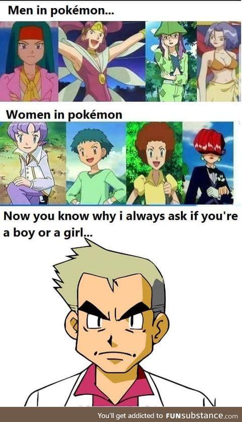 No gender assuming