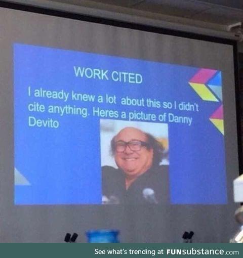Smart dude