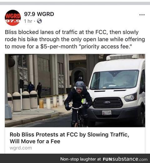 Net neutrality!