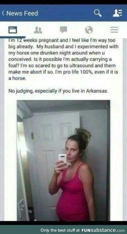 No judging, Arkansas