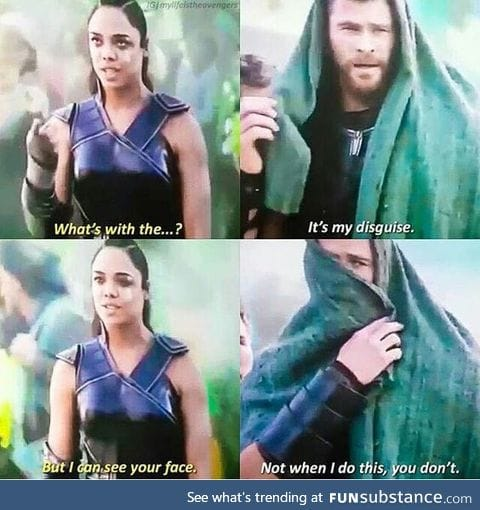 That prove why odin cast him out of Asgard