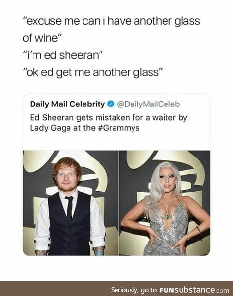 Waiter, another water for that burn