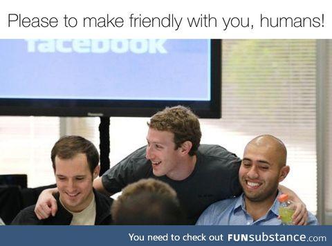 Haha im human too