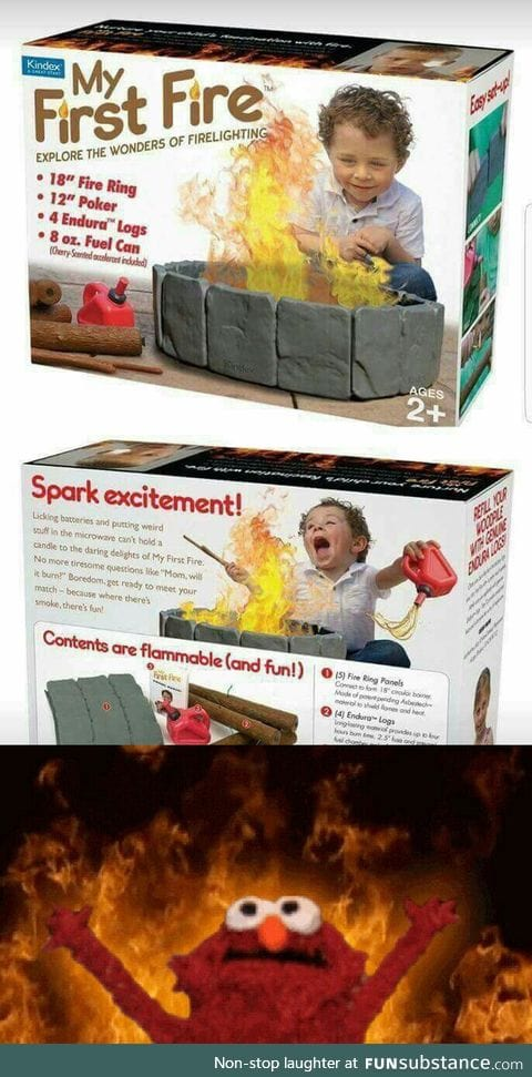 The best gift for your kid, forget tie pods