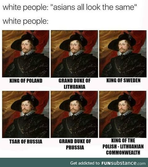 Sigismund III, should it concern anyone