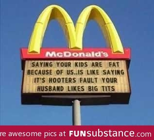 Saying your kids a are fat