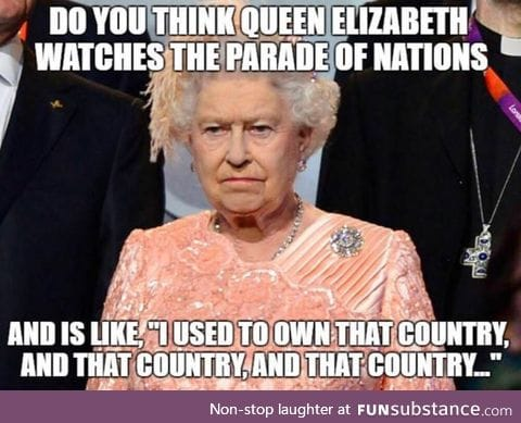 The queen doesn't forgive, doesn't forget