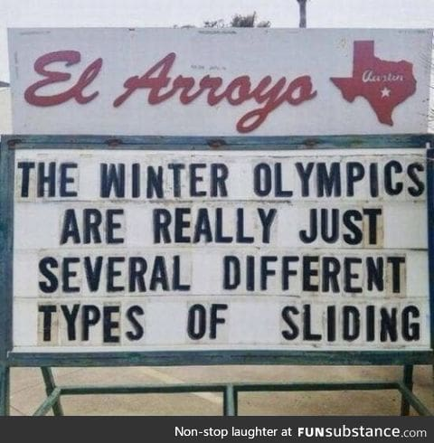 The truth about Winter Olympics