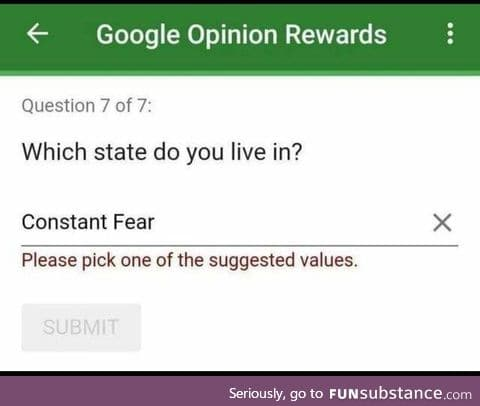 What state do you live in
