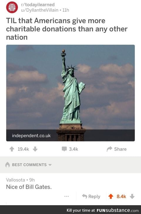 That Top comment!