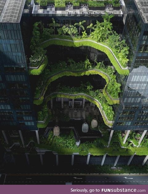 Embedding Architecture with Nature