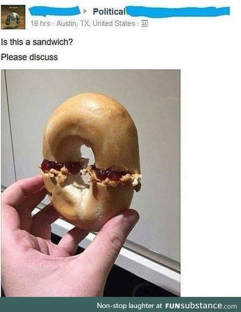 Is this a sandwich