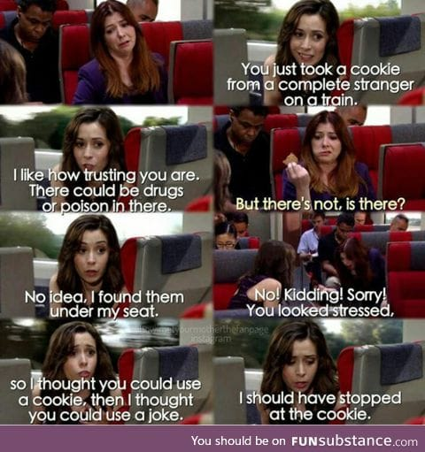 Actually I loved Christin Milioti as Ted's wife