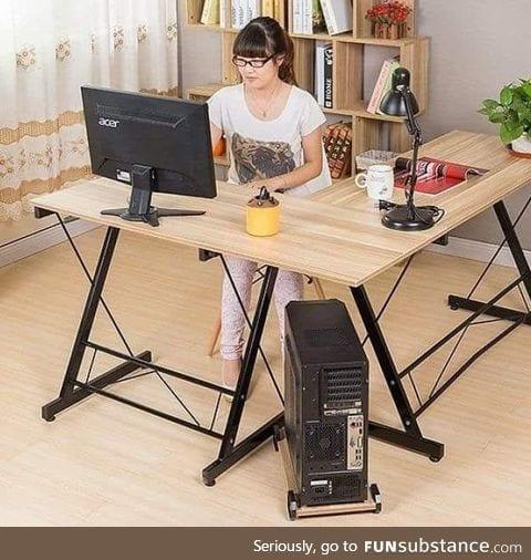 Cable management level : Asian