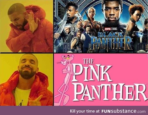 Pink not stink