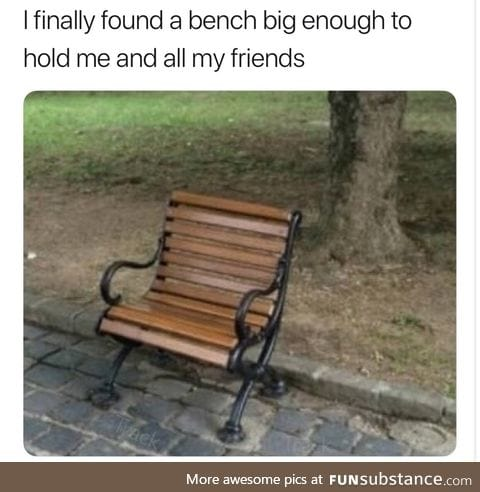Solo bench