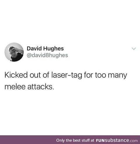 Melee atttacks