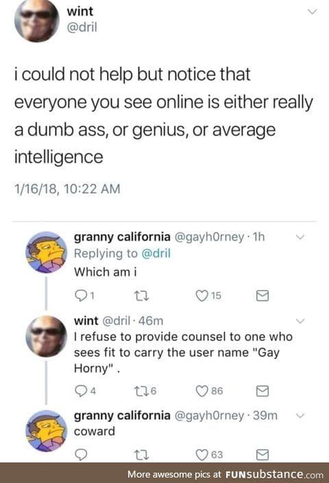 I am a dumb genius