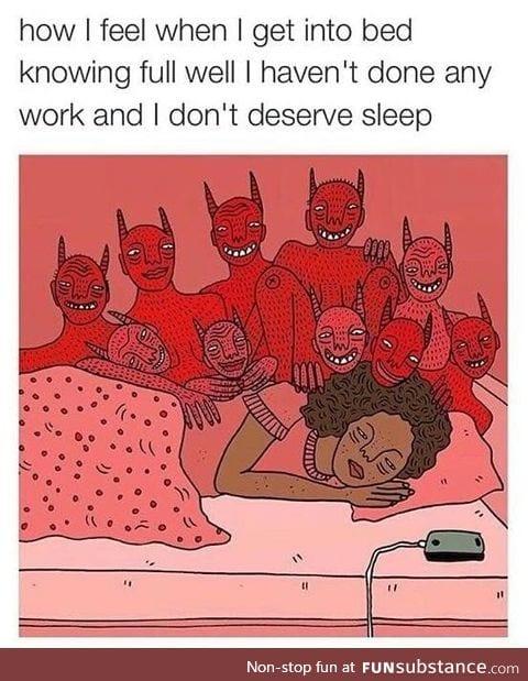*sleeps anyway*