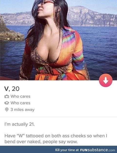 Hoes on Tinder Be like