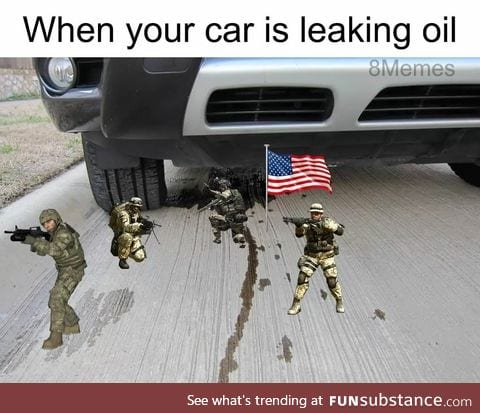 USA to the rescue