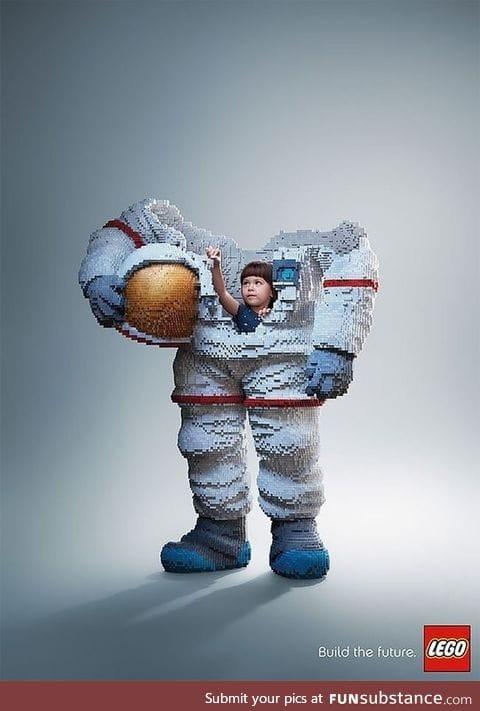 This Lego ad is Brilliant, I am impressed