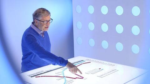 Bill Gates: Does saving more lives lead to overpopulation?
