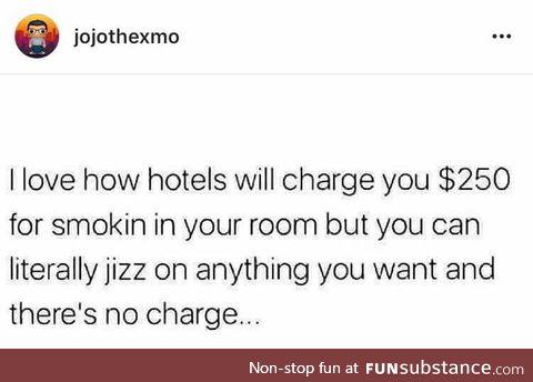 Hotels logic