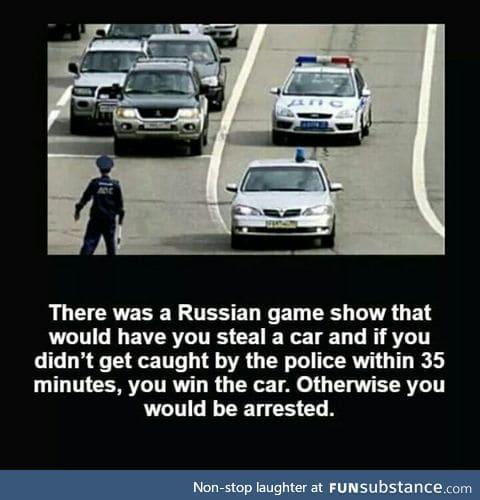 Russia will be Russia