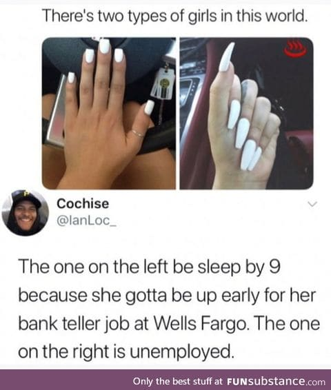 How she wipe her ass tho
