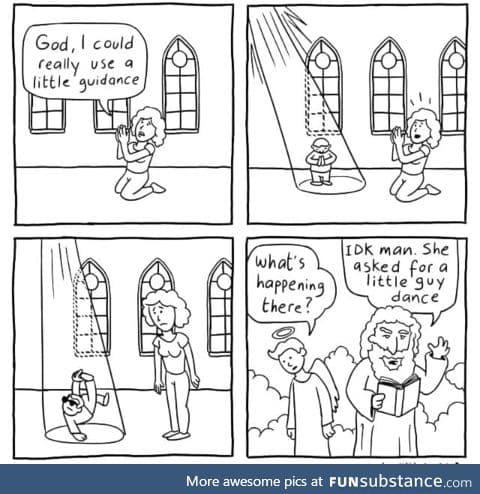 Pun god