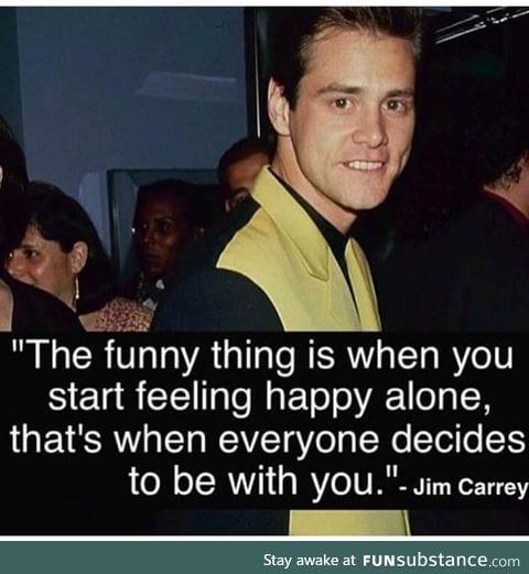 Truest words ever spoke