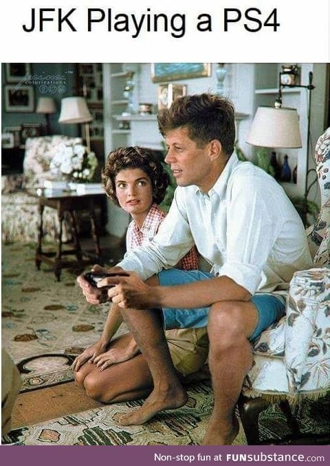 If JFK was alive today