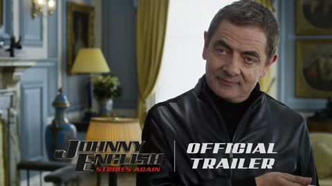 Johnny English is back!!