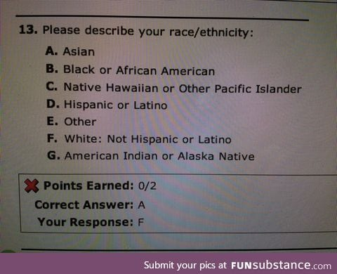 So... I guess I'm Asian now