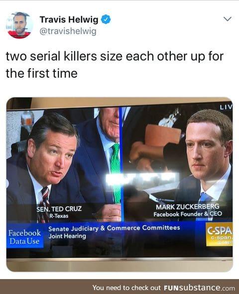 Mr. Zodiac meet Mr. Android