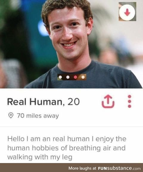 Real human