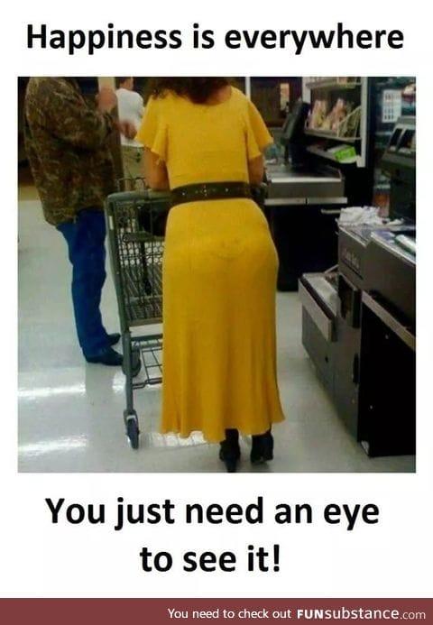Eternal Sunshine of a spotless underwear.