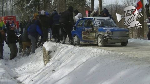 Racing car crashed into a ditch? No problem, my friend!