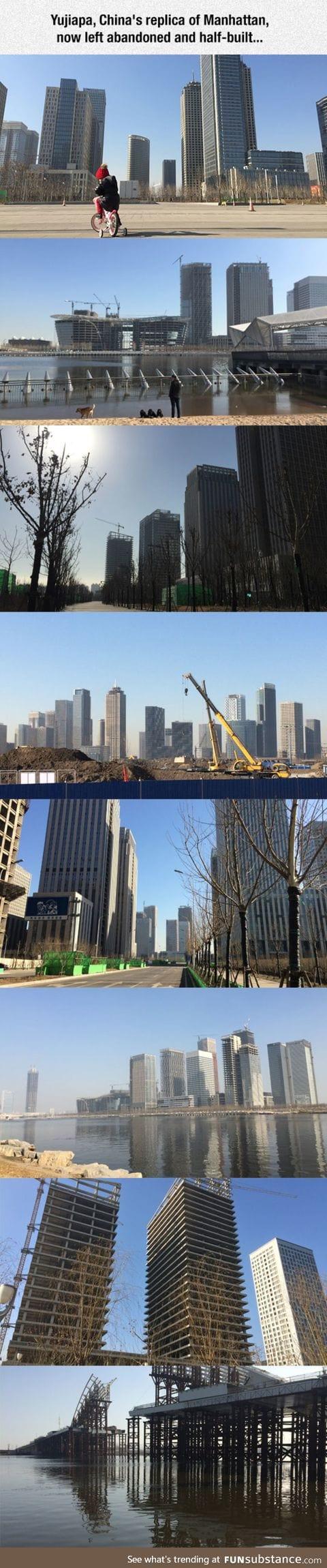 Chinese developments