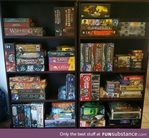 Any boardgamers here?