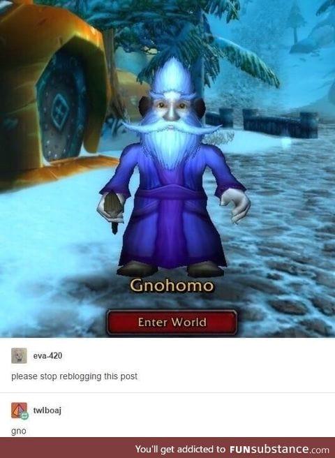 Gnohomo