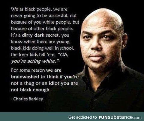 The man's got a point