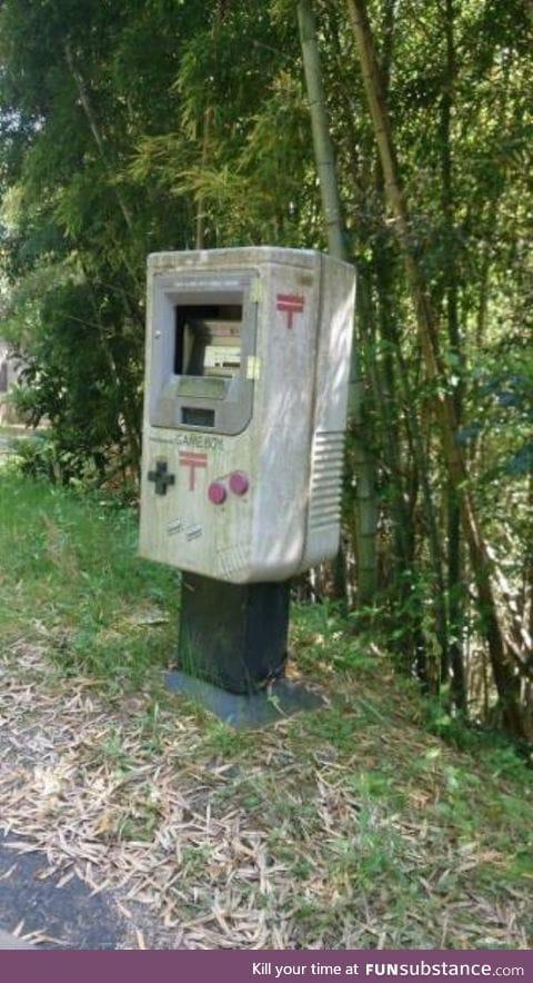 I'd pimp this mailbox
