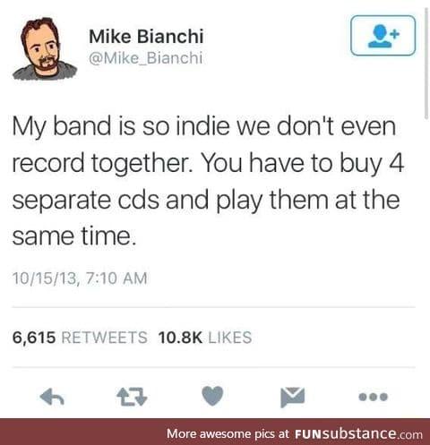 So indie