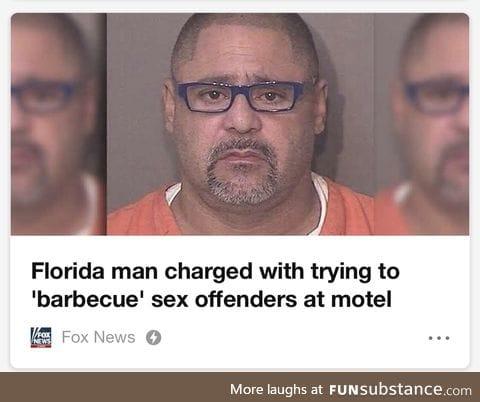 God damn Florida man